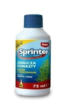 Sprinter 350 SL Totalny na chwasty Skrzyp Perz 75ml