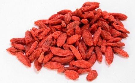 Owoce jagody goji kolcowój chiński najzdrowsze owoce świata
