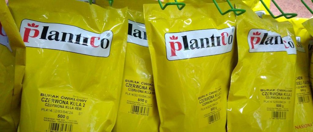 Nasiona Plantico XXL