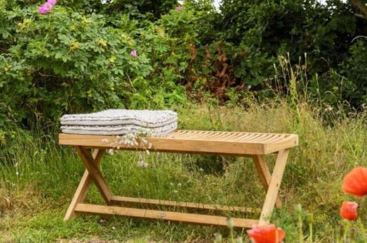 rustykalne meble ogrodowe