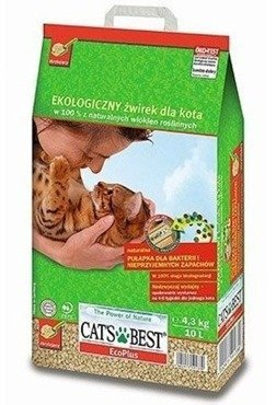 Żwirek Cat's Best Original (Eco Plus) 10L / 4,3kg