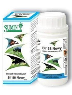 BI 58 TOP 400 EC Nowy 250 ml SUMIN