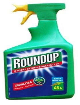 Roundup H Hobby Al 1000 ml SUBSTRAL