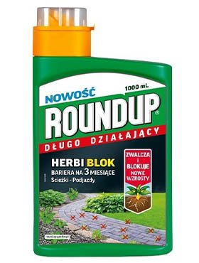 Roundup Herbi Blok 1000 ml SUBSTRAL
