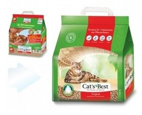 Żwirek Cat's Best Original (Eco Plus) 20L / 8,6kg